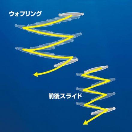 Джиг Shimano OCEA Stinger Butterfly Sardine Waver 160 гр
