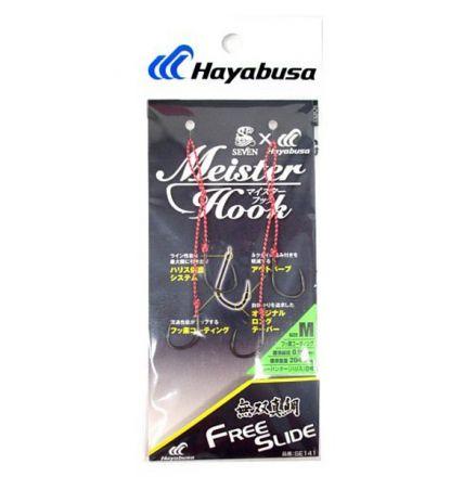 hayabusa Free Slide Meister SE 141N:M-8