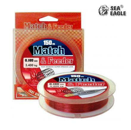 Sea Eagle Match and Feeder 150м