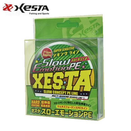 Xesta Slow Emotion PE Triple X4 600