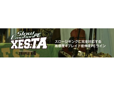 Xesta Slow Emotion PE Triple X4 600