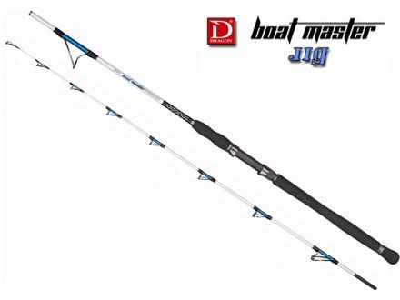 Dragon Boat Master Jig 2.40