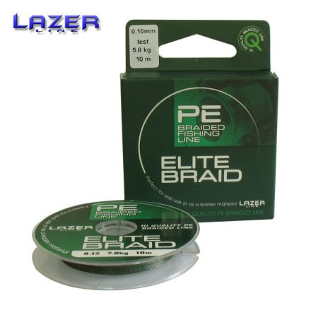 Lazer Elite Braid New 10