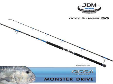 shimano Ocea Plugger BG Monster Drive S83M
