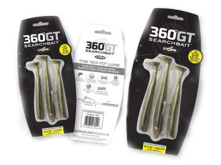 Storm 360GT Searchbait Minnow 9