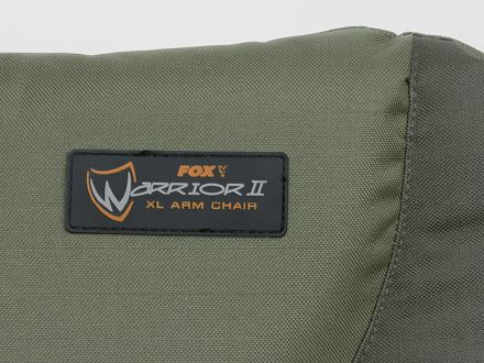 Стол Fox Warrior II Arm Chair CBC069