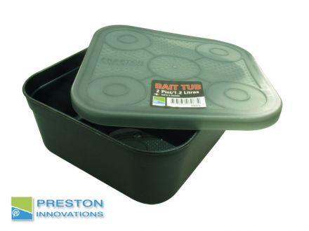 Кутия за пелети Preston Pellet Tub PBT/2