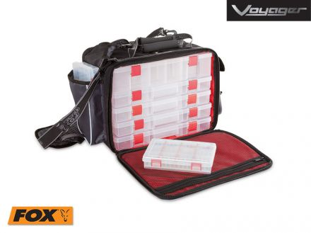 Fox Voyager Stacker Large + boxes