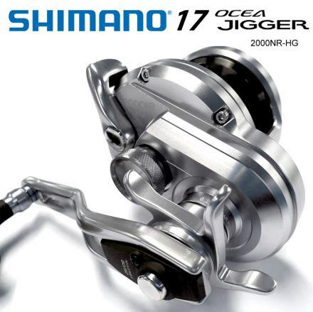 Shimano 17 Ocea Jigger 2001NR-HG