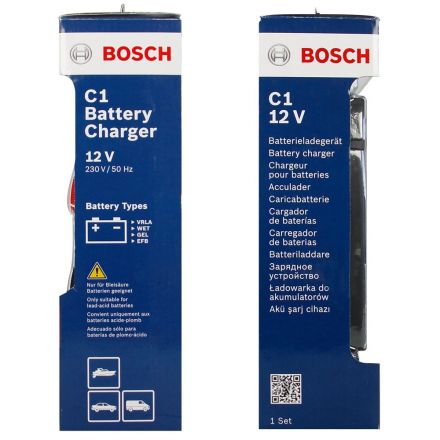 charger Bosch C1