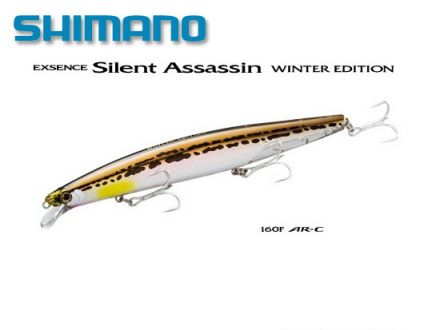 shimano Exsence Silent Assassin 160F Winter Edition