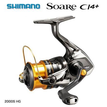 shimano SOARE CI4+ 2000S HG