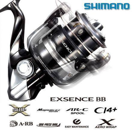 shimano Exsence BB 4000 HGM