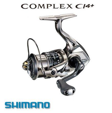 shimano 17 Complex CI4+ C2500S F4 HG