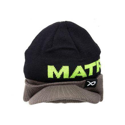 шапка Matrix peaked beanie
