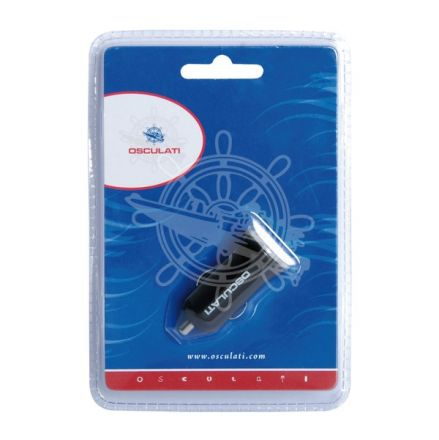 адаптер за USB с два порта 12/24V 2.5A