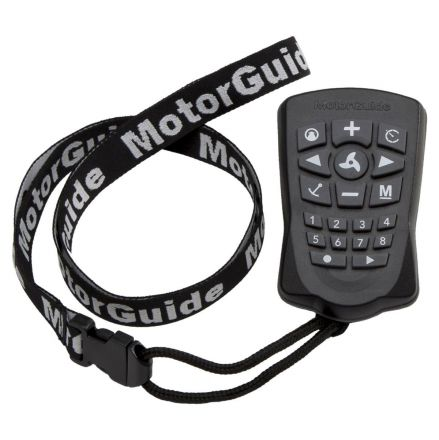MotorGuide Xi5 дистанционно управление