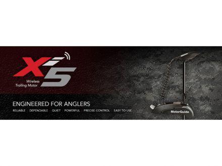 MotorGuide Xi5 Freshwater