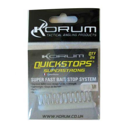 стопер Korum Quickstops