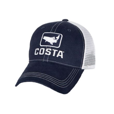 Шапка Costa XL Trout Trucker Hat