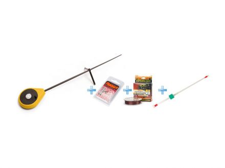 Комплект Atemi Ice Fishing Rod Set