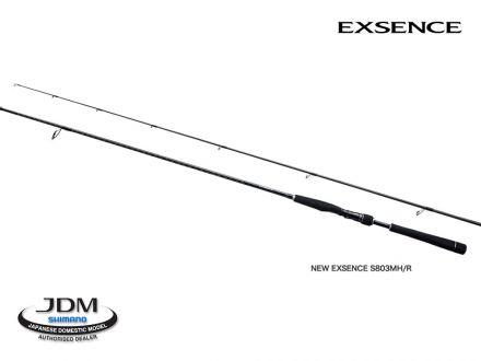 shimano Exsence S803MH/R