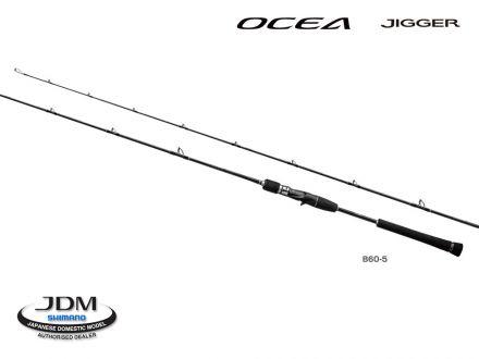 shimano 18 Ocea Jigger BAIT B60-5