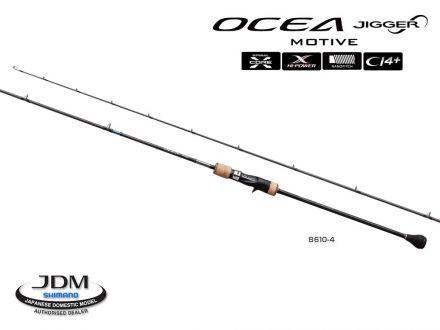 shimano Ocea Jigger Infinity Motive B610-4