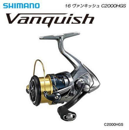 shimano 16 Vanquish C2000HG