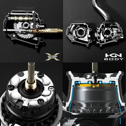 Shimano C3000XG