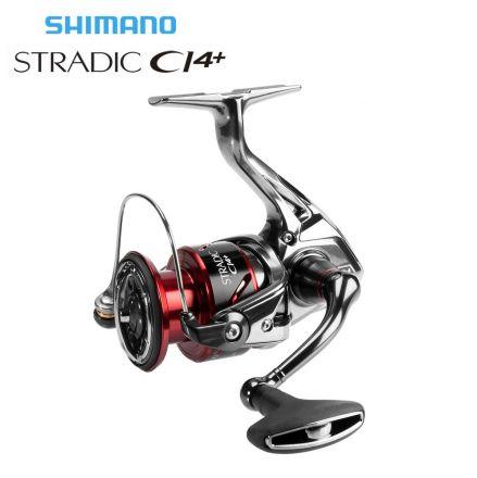 shimano Stradic CI4+ FB 3000HGFB