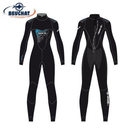 Неопренов костюм Beuchat OPTIMA Diving Suit Lady 5мм