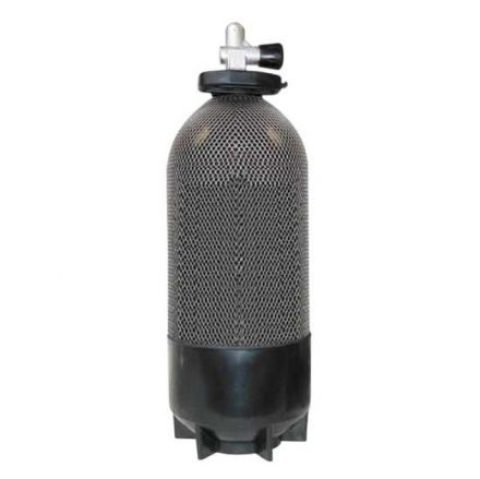 Diving bottle net 12 and 15 liters
