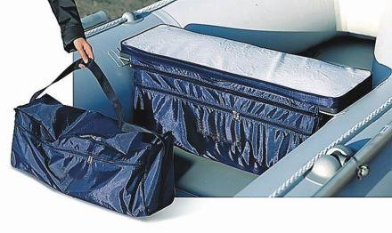 Storage bencs bag for inflatable boat