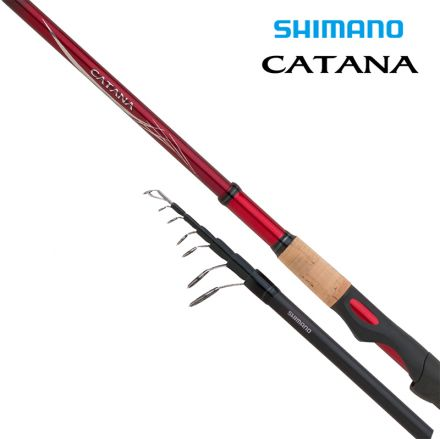 Shimano Catana EX Telespin 2.40 ML
