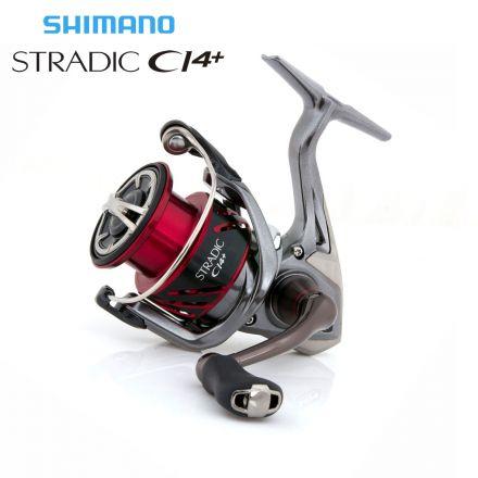 shimano Stradic CI4+ FB 2500FB