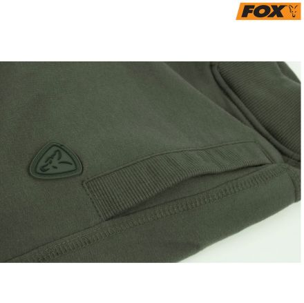 Fox Green Black Jogger Short