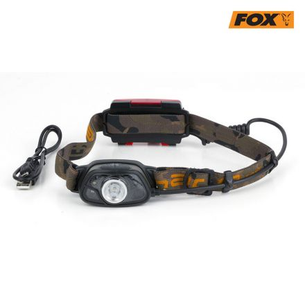 фенер - челник Fox Halo Headtorch MS300C