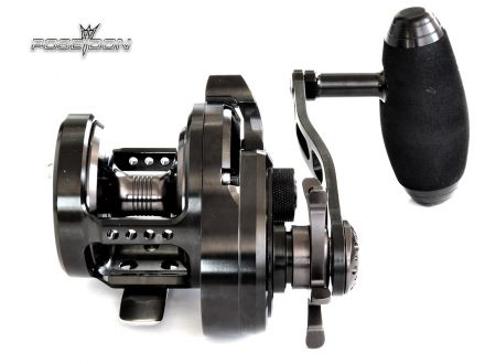Next Ocean 50 Black Jigging Reel