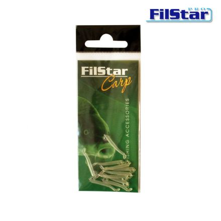 Шлаух Filstar Aligner Sleeves Clear with Boilie Loop