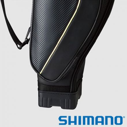 Shimano Rod Case XT Wide 145RW RC-124Q Black