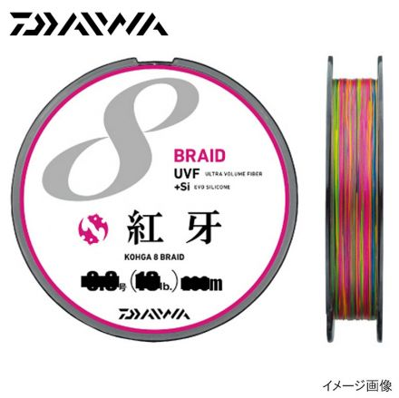 Daiwa Kohga X8 Braid Multi Color 200m