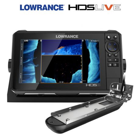 Lowrance HDS 9 LIVE + сонда Active Imaging 3-в-1
