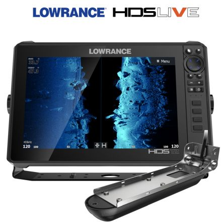 Lowrance HDS 12 LIVE + сонда Active Imaging 3-в-1