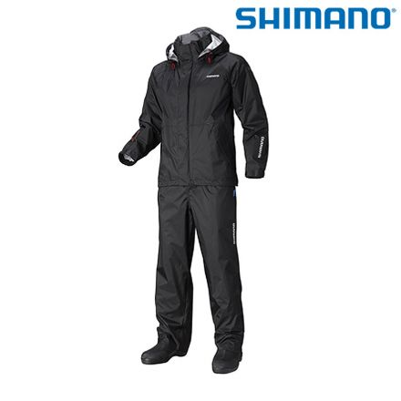 Комплект Shimano DRYSHIELD Basic Suit Black