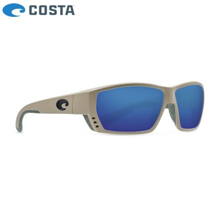 Очила Costa Tuna Alley - Matte Sand - Blue Mirror 580G