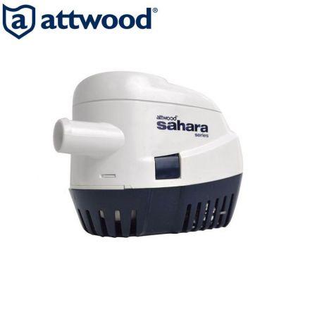 Помпа осушителна автоматична ATTWOOD Sahara 1100 GPH 12V