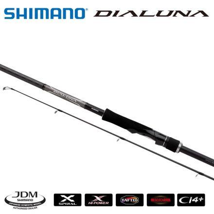 Shimano 18 DIALUNA S96M 2.90m 8-45g