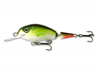 Goldy Jointed Winner Floating 6cm | Плуващ Воблер