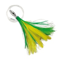 Тролинг скърт Williamson Flash Feather Rigged FFR04